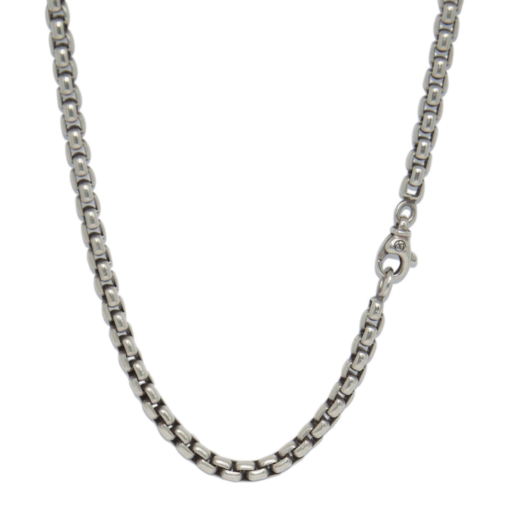 David Yurman Large Box Chain Necklace Necklaces David Yurman