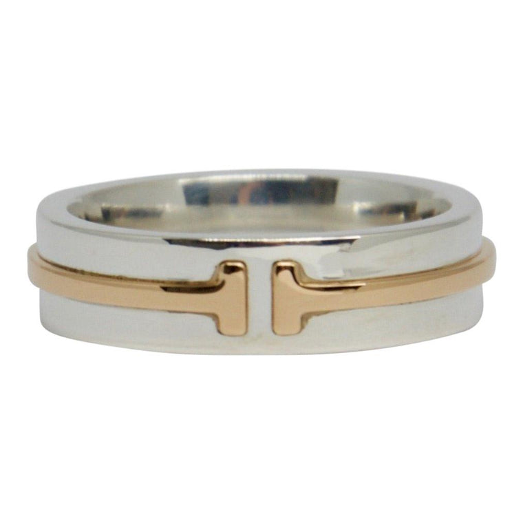 Tiffany & Co. T Two Ring