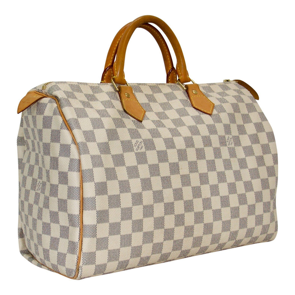 Louis Vuitton Damier Azur Speedy 35 Bags Louis Vuitton