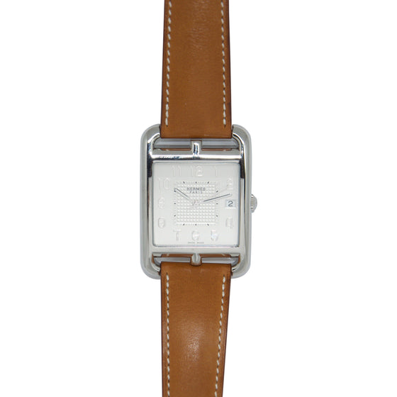 Hermes Cape Cod Watch TGM, Very Large Model