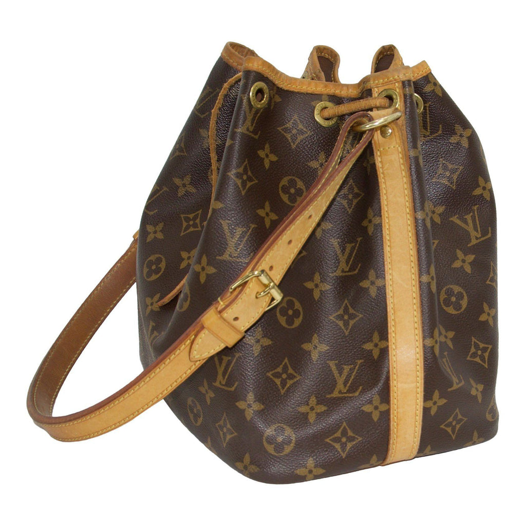 Louis Vuitton Monogram Petit Noe Bags Louis Vuitton