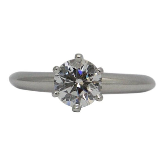 Tiffany & Co. Diamond Solitaire Engagement Ring Rings Tiffany & Co.
