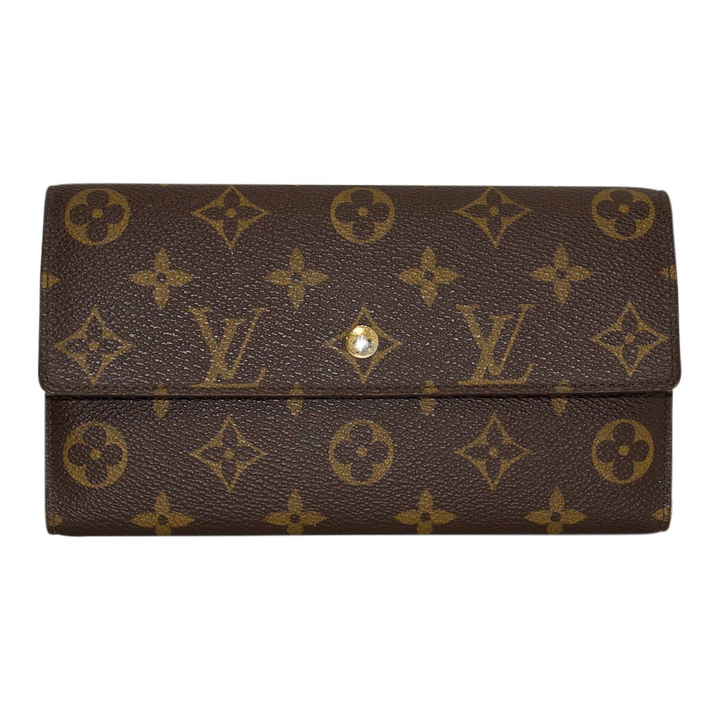Louis Vuitton Monogram International Wallet - Wallets
