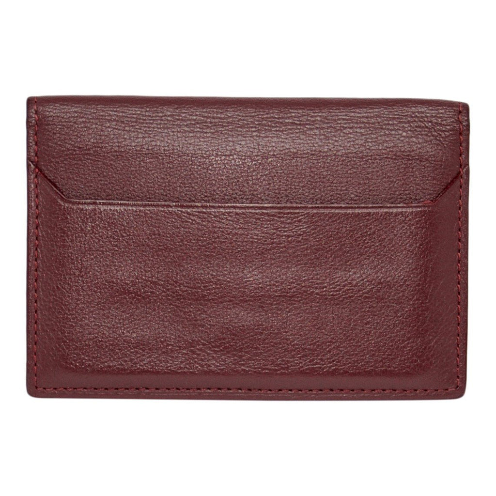 Cartier Leather Card Holder - Wallets