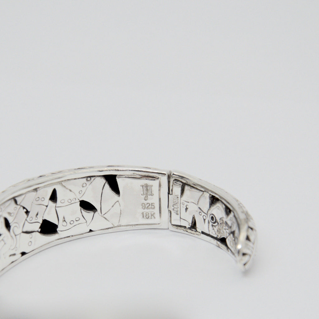 John Hardy Dot Collection Cuff - Bracelets