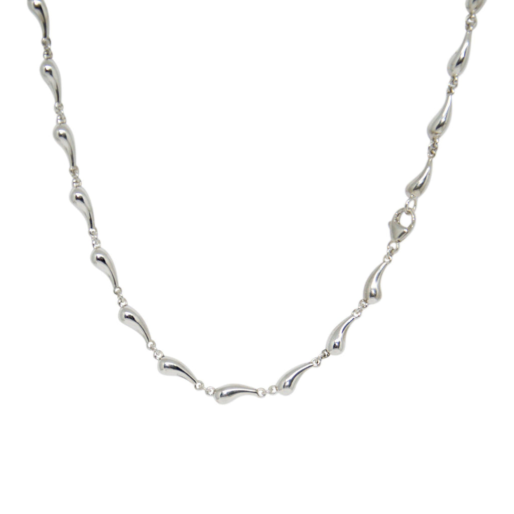Tiffany & Co. Elsa Peretti Teardrop Necklace