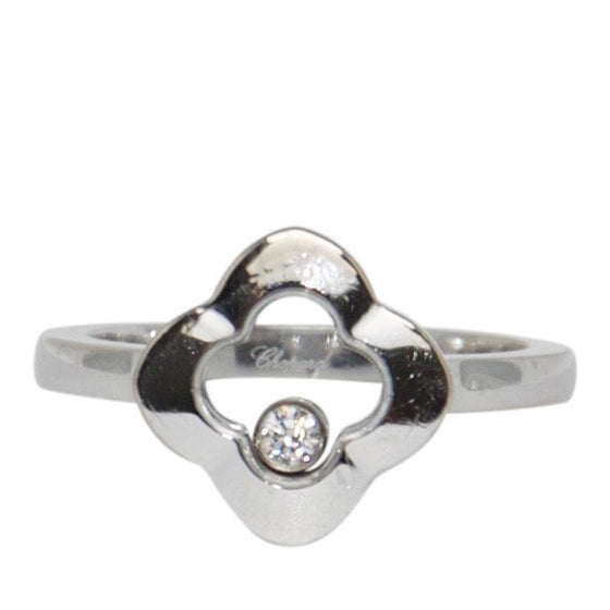 Chopard Happy Diamonds Clover Ring Rings Chopard