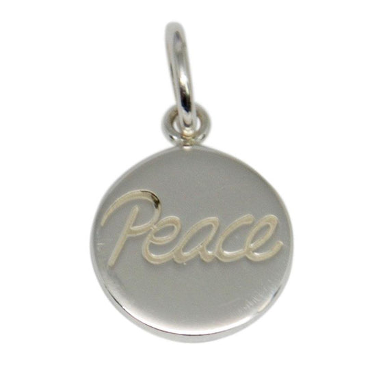 Tiffany & Co. Paloma Picasso 'Peace' Round Charm Charms & Pendants Tiffany & Co.