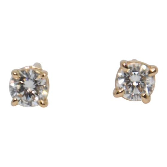 Tiffany & Co. Diamond Stud Earrings Earrings Tiffany & Co.