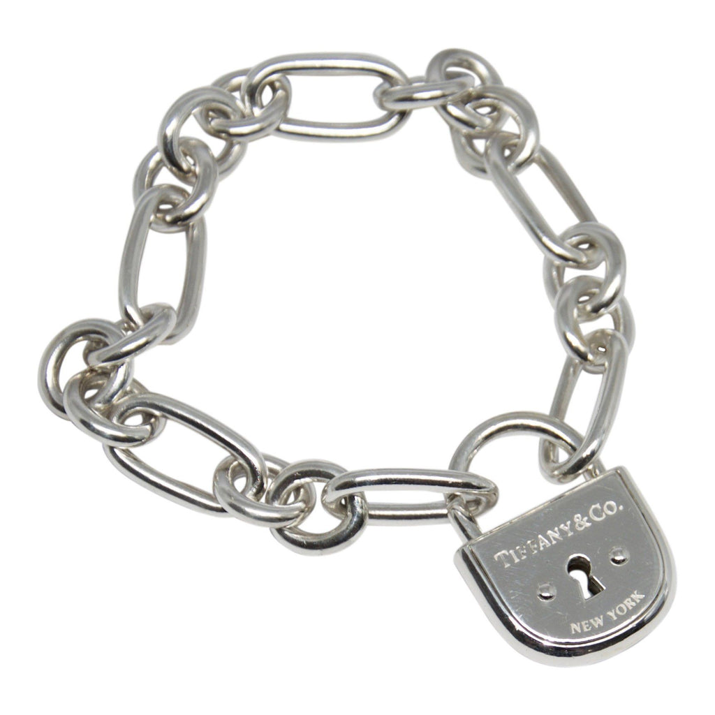 Tiffany & Co. Lock Charm Bracelet Bracelets Tiffany & Co.