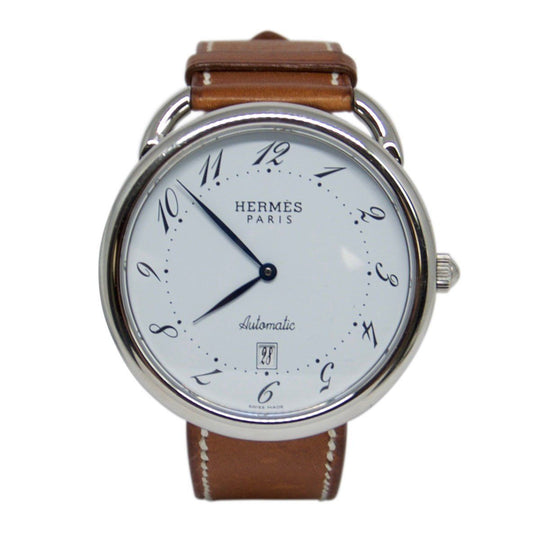 Hermes Automatic Large Arceau Watch Watches Hermes
