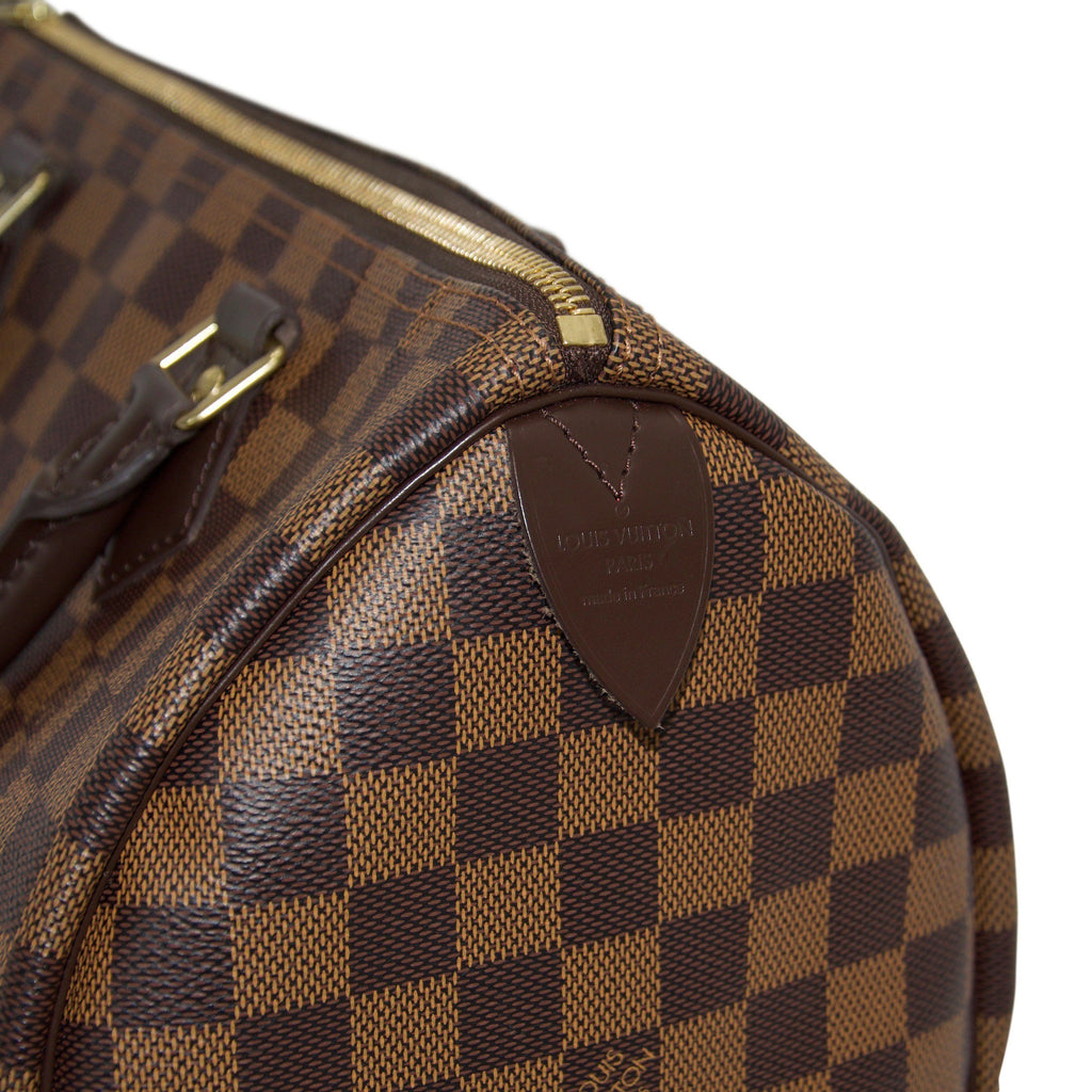 Louis Vuitton Damier Ebene Speedy 30 Bags Louis Vuitton