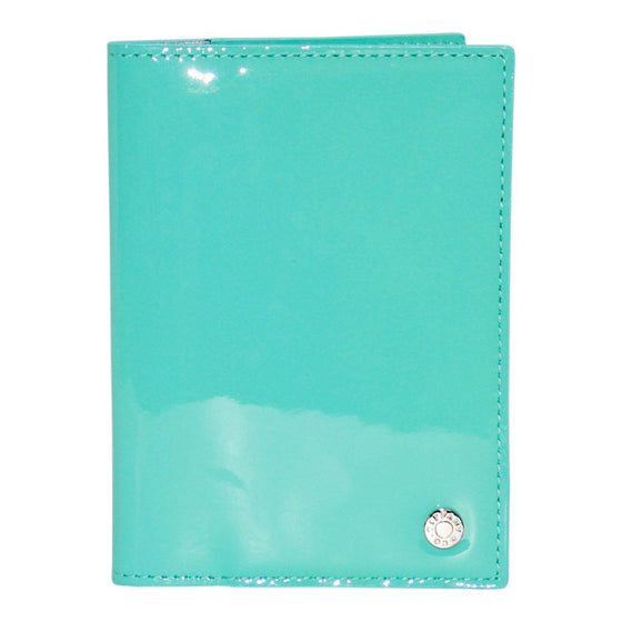Tiffany & Co. Patent Passport Holder - Wallets