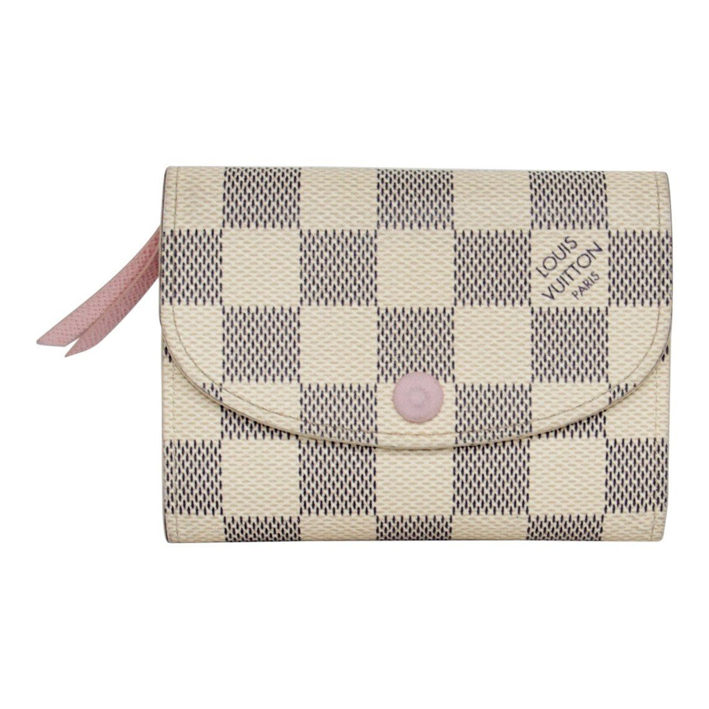 Louis Vuitton Damier Azur Rosalie Coin Purse - Wallets