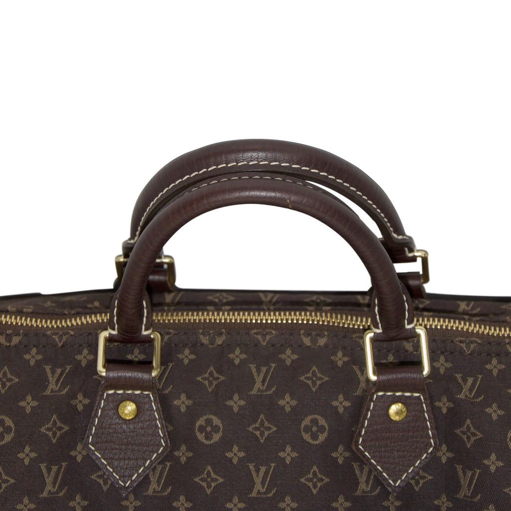 Louis Vuitton Mini Lin Speedy 30 - Bags