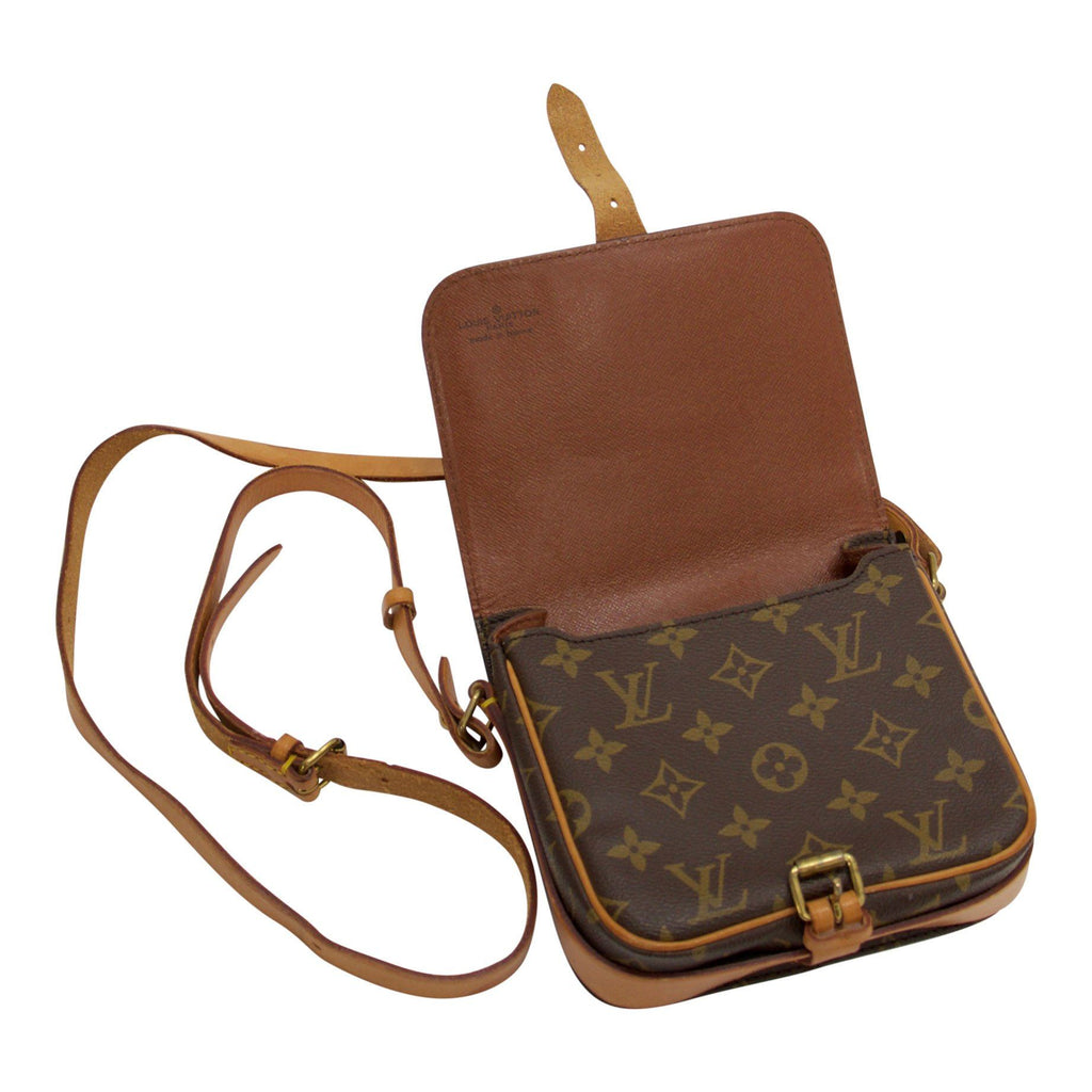 Louis Vuitton Monogram Cartouchiere PM Bags Louis Vuitton