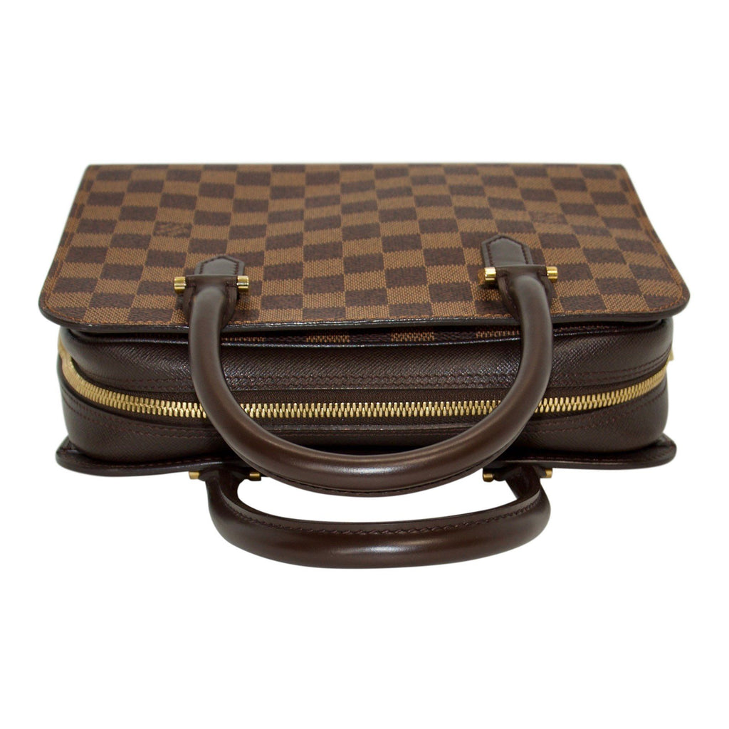 Louis Vuitton Damier Ebene Brera Bag - Bags