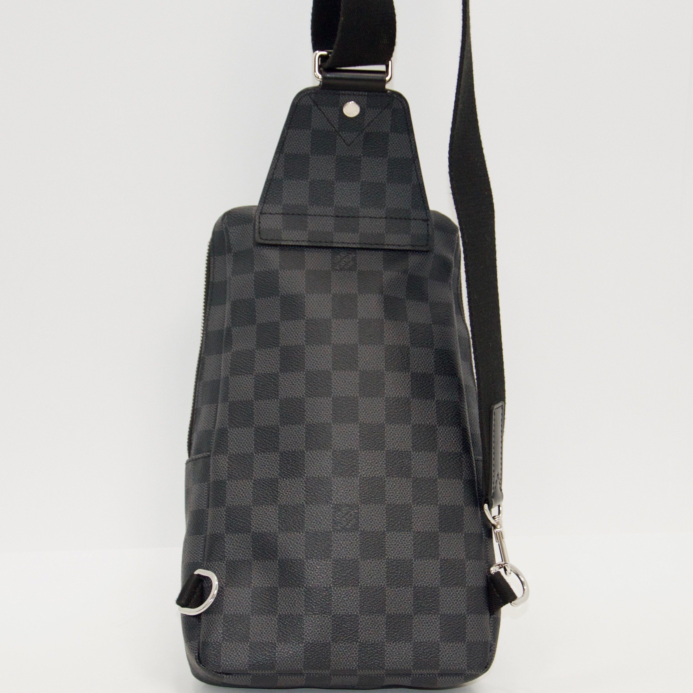 1bb6fb0f6 ... Louis Vuitton Damier Graphite Avenue Sling Bag Bags Louis Vuitton ...
