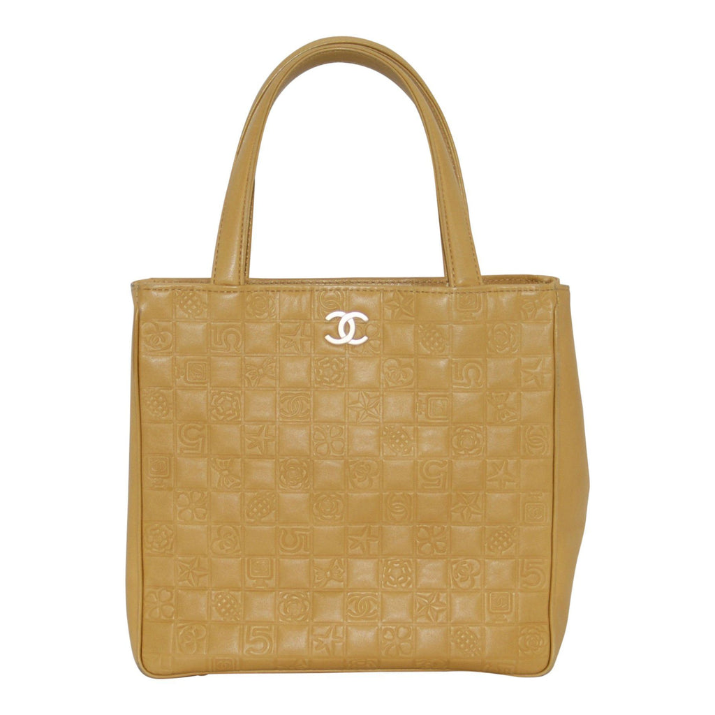Chanel Shopper Tote Bags Chanel