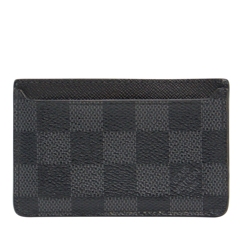Louis Vuitton Damier Graphite Neo Porte Cartes