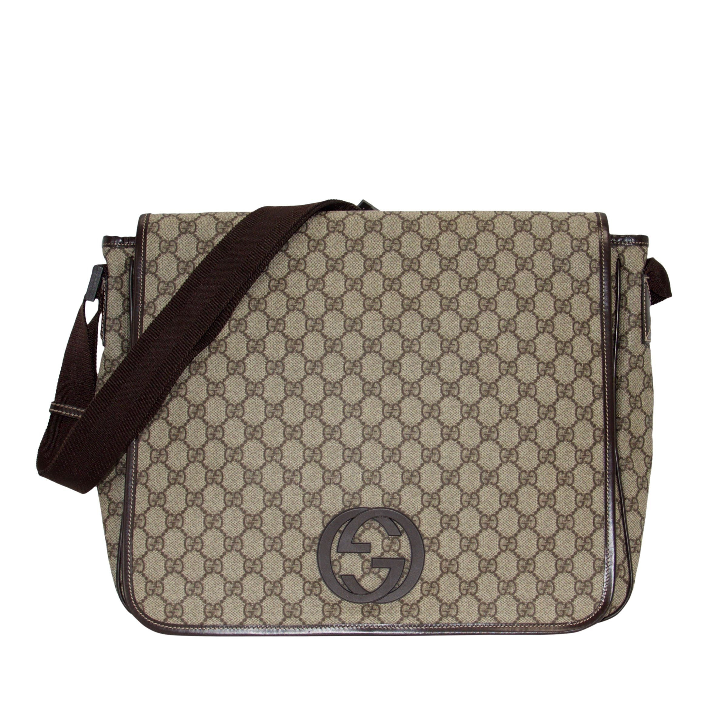 041329ea6b2 Gucci GG Supreme Messenger Bag - Oliver Jewellery