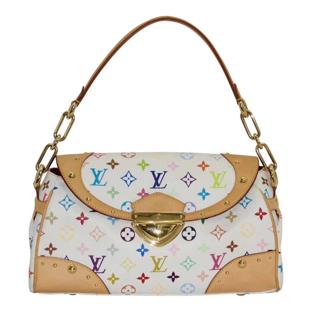 Louis Vuitton Multicolore Beverly Mm - Bags