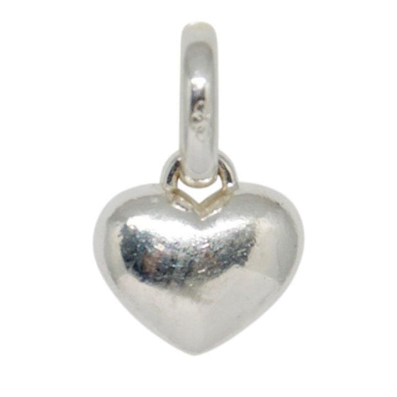 Links of London Small Heart Charm in Sterling Silver Charms & Pendants Links of London