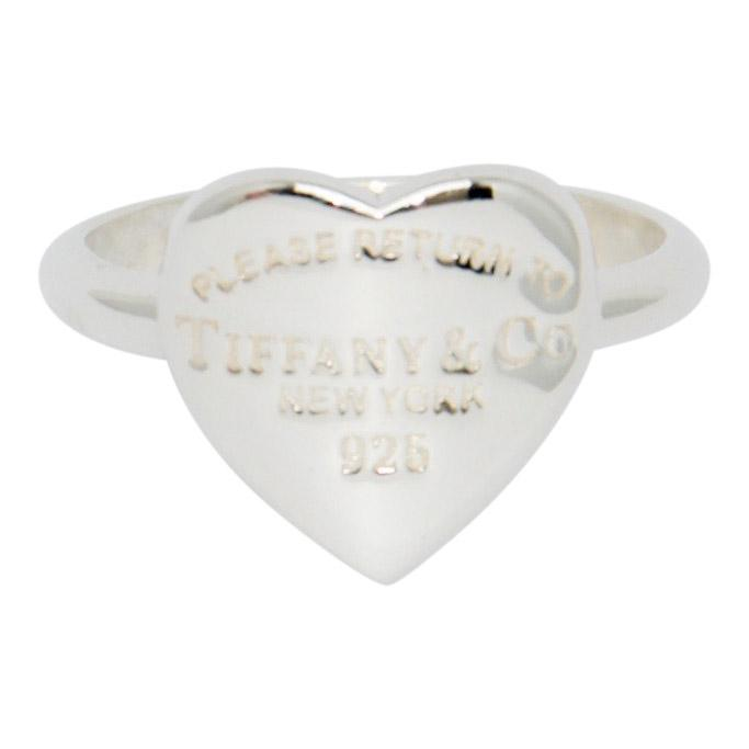 Tiffany & Co. Return To Tiffany Heart Ring - Rings
