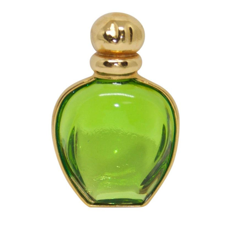 Christian Dior Vintage Perfume Bottle Brooch