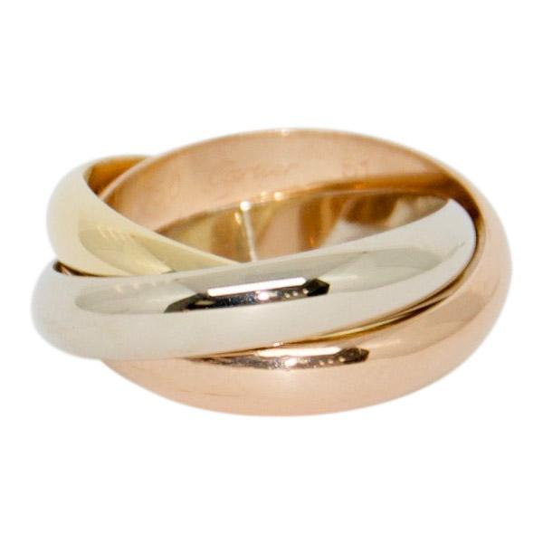Cartier Trinity Rolling Ring Rings Cartier