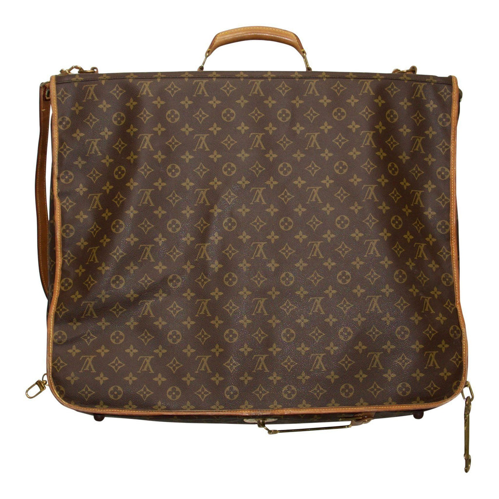 Louis Vuitton Monogram Bandouliere Portable Garment Bag Bags Louis Vuitton