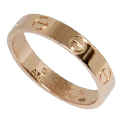 Cartier Love Wedding Band Ring
