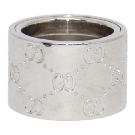 Gucci Icon Wide Band Ring - Rings