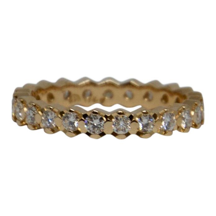 Diamond Eternity Band Ring Rings Miscellaneous