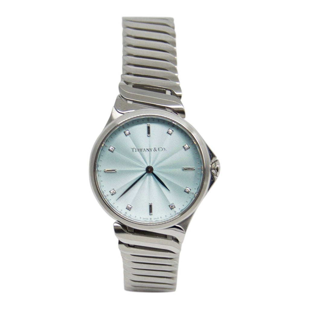 Tiffany & Co. Metro 2-Hand 28 Mm Watch - Watches
