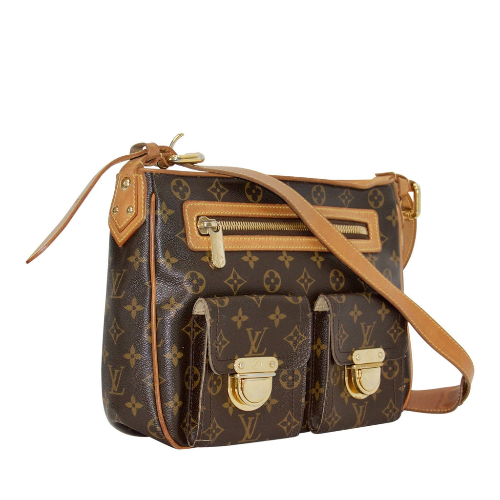 Louis Vuitton Monogram Hudson GM Bags Louis Vuitton
