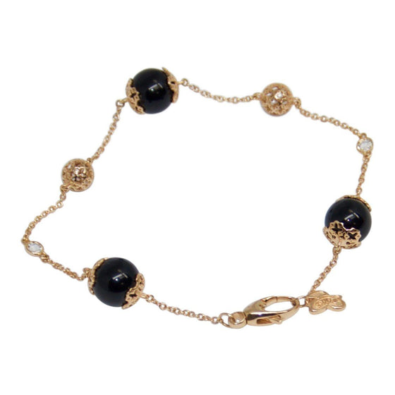 Birks Muse Bracelet with Black Onyx