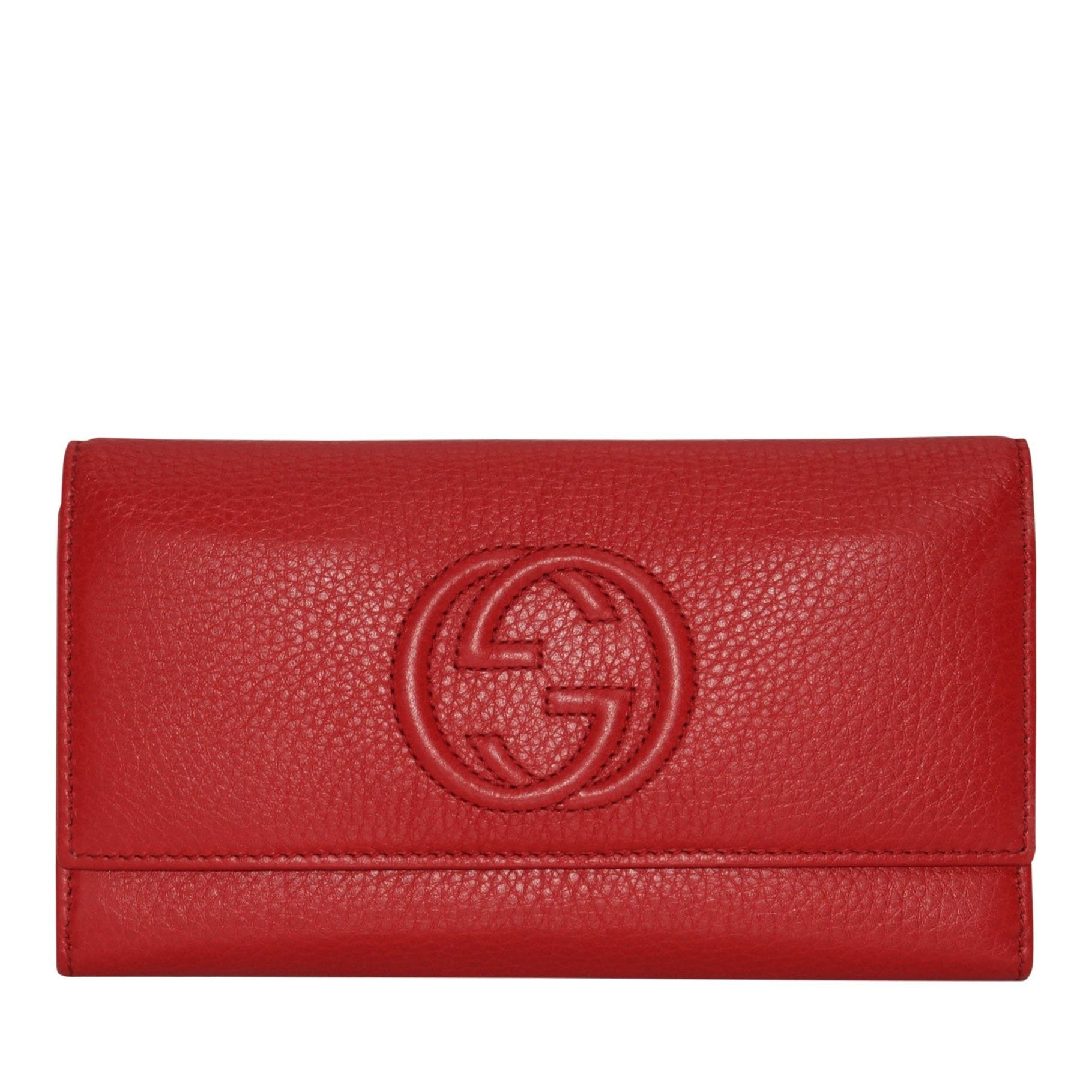 7908a6a5118 Gucci Soho Continental Wallet - Oliver Jewellery