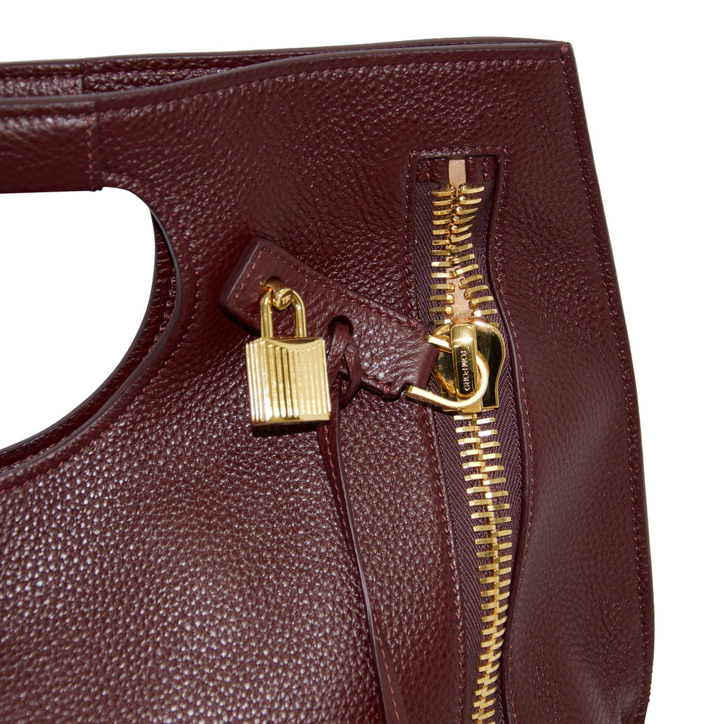 Tom Ford Alix Leather Tote Bags Tom Ford