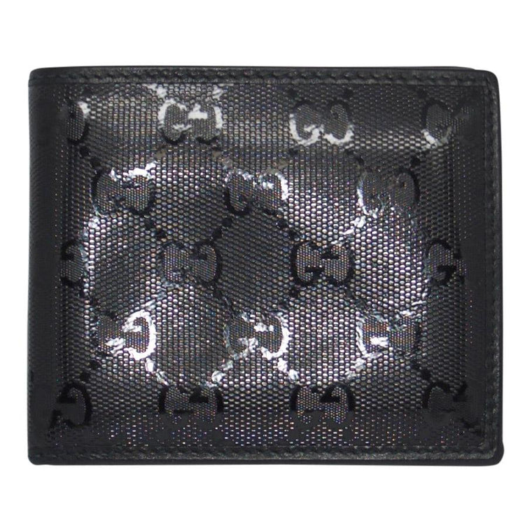 Gucci Gg Imprime Bifold Wallet - Wallets