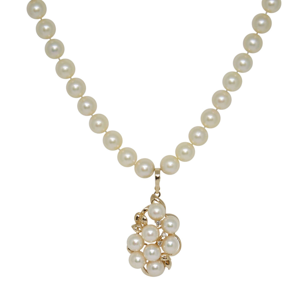Pearl Necklace Necklaces Miscellaneous