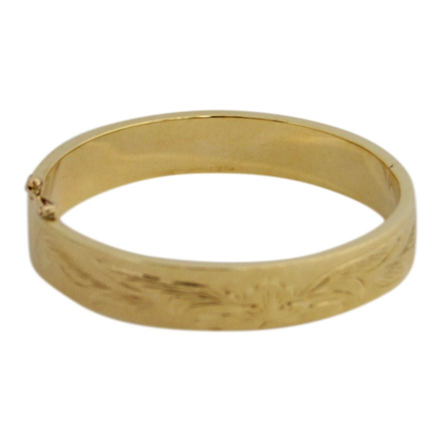 Antique Bangle Bracelet