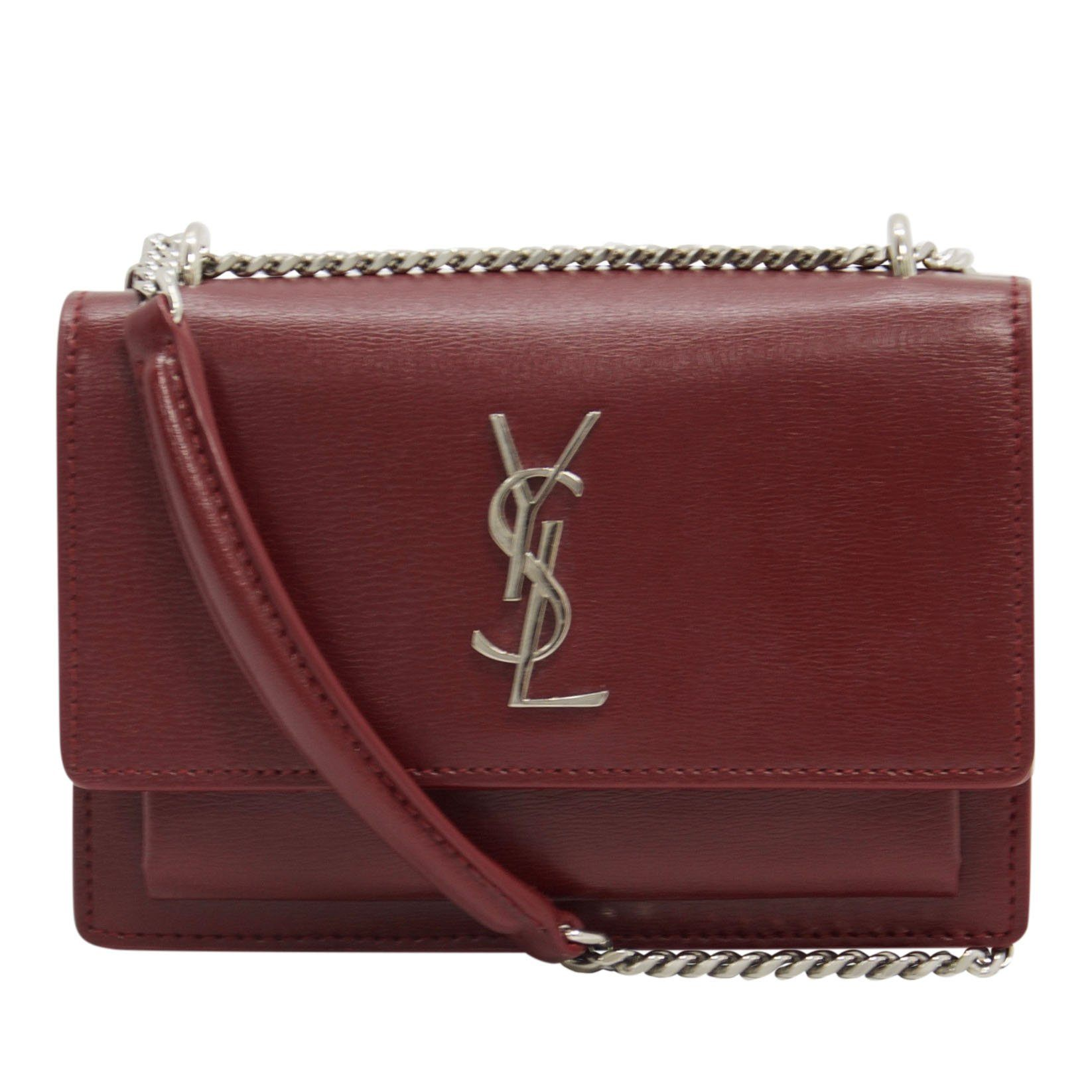 eaeb60cdbaf Yves Saint Laurent Small Sunset Chain Wallet Bag– Oliver Jewellery