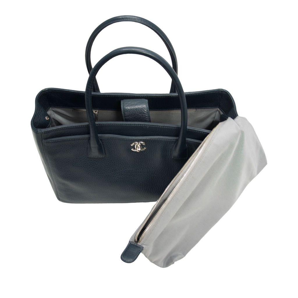 Chanel Executive Cerf Tote with Strap