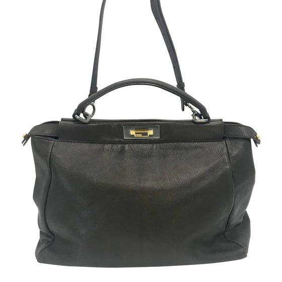 Fendi Large Peekaboo Bag Bags Fendi