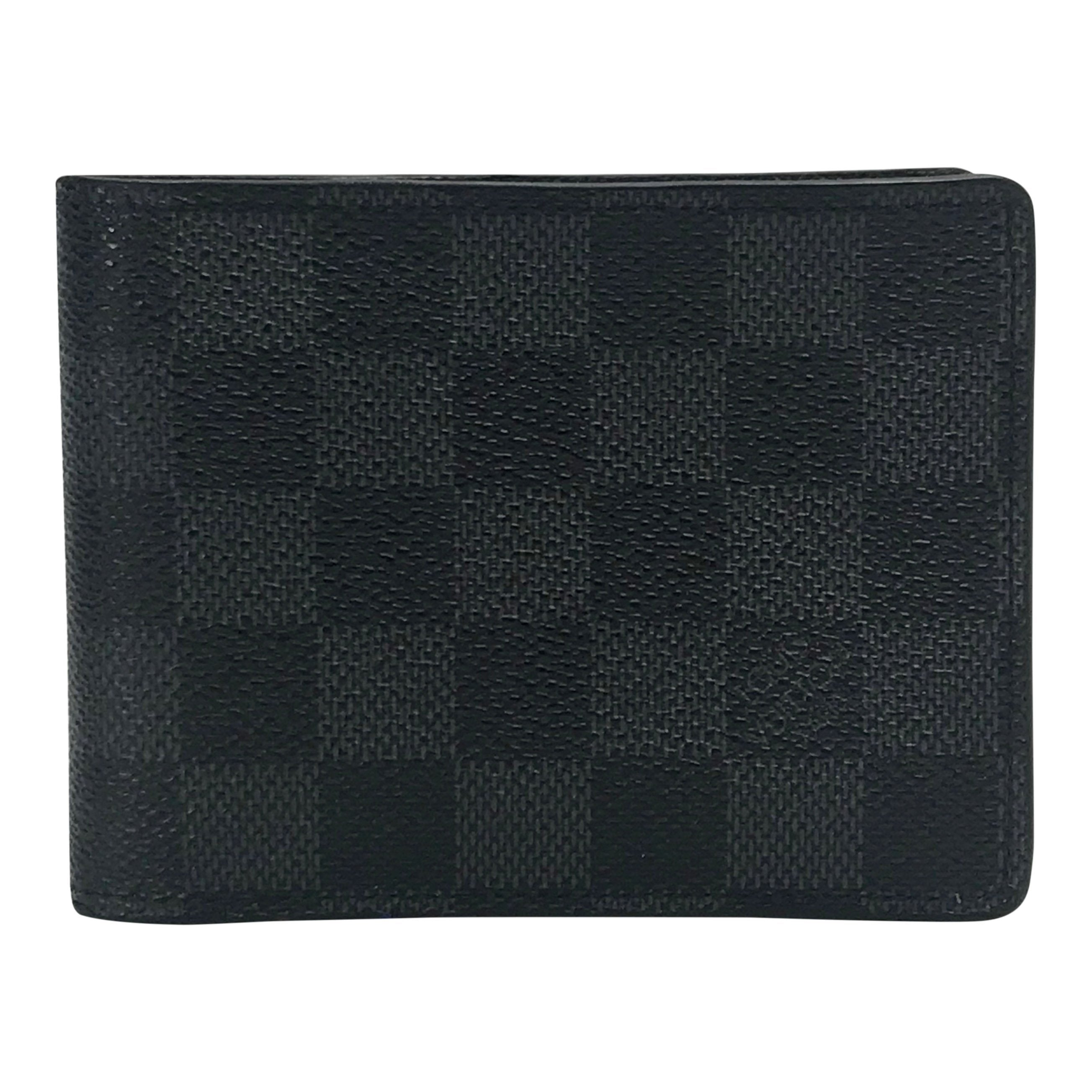 2c97b79dce7c Louis Vuitton Damier Graphite Multiple Wallet - Oliver Jewellery
