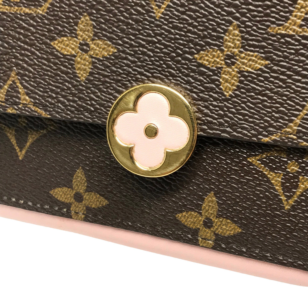 Louis Vuitton Monogram Flore Wallet