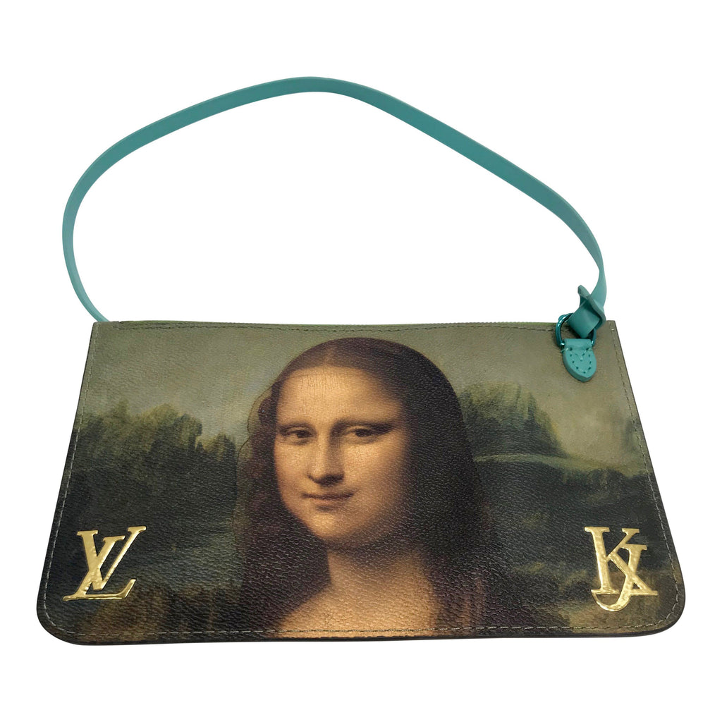 Louis Vuitton Limited Edition Masters Collection Da Vinci Pochette Bags Louis Vuitton