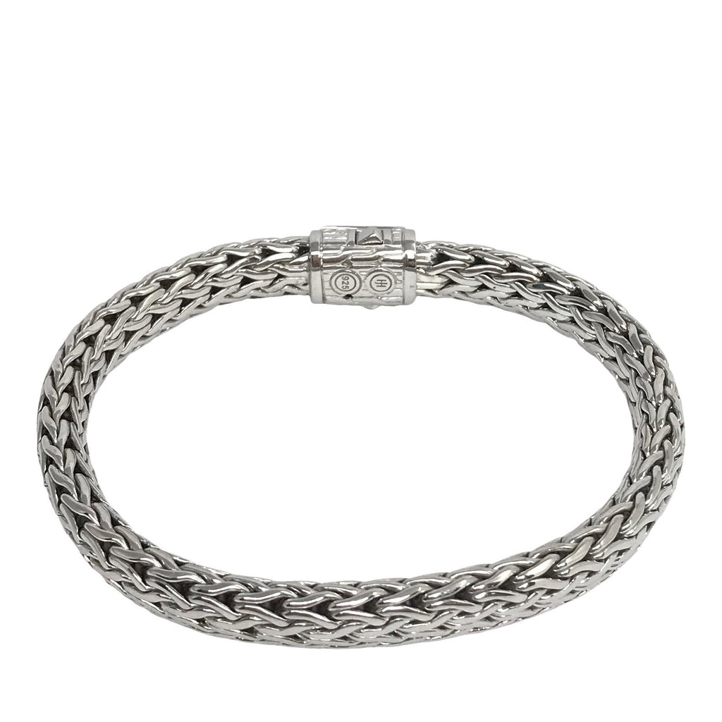 John Hardy Classic Chain Bracelet with Diamonds Bracelets John Hardy