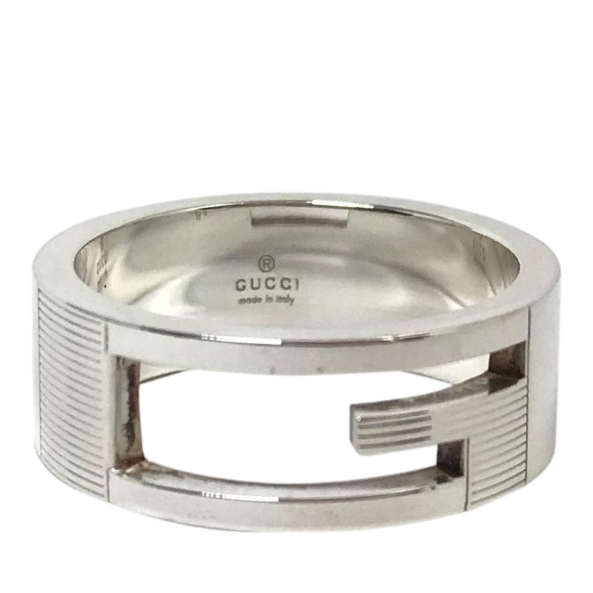 Gucci G Logo Band Ring Rings Gucci
